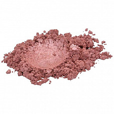 Tibetian ochre red brown luxury mica colorant pigment powder cosmetic grade 1 oz