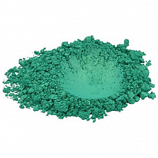 True green luxury mica colorant pigment powder cosmetic grade 1 oz