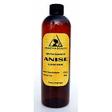 Anise essential oil aromatherapy natural 100% pure 12 oz
