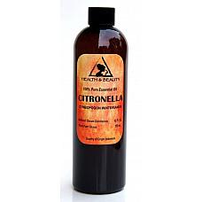 Citronella essential oil aromatherapy 100% pure natural 12 oz