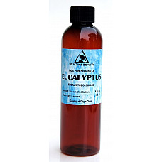 Eucalyptus essential oil aromatherapy 100% pure natural 4 oz