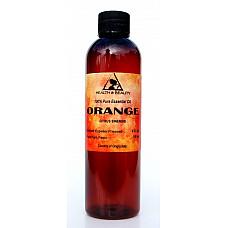 Orange essential oil organic aromatherapy natural 100% pure 4 oz