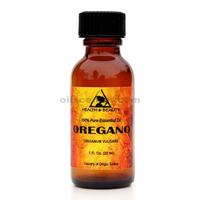 Oregano essential oil aromatherapy natural 100% pure glass bottle 1.0 oz, 30 ml