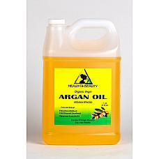 Argan oil unrefined organic extra virgin moroccan cold pressed raw pure 7 lb