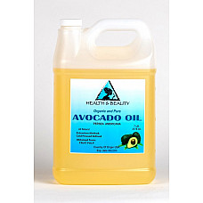 Avocado oil refined organic carrier cold pressed fresh 100% pure 7 lb