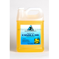 Canola seed oil organic refined cold pressed premium fresh prime 100% pure 7 lb