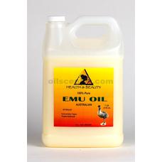 Emu oil australian organic triple refined 100% pure premium prime fresh 7 lb