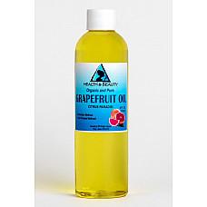 Grapefruit seed oil organic refined cold pressed premium fresh 100% pure 4 oz