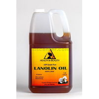 Lanolin oil usp grade pharmaceutical skin hair lips moisturizing 100% pure 7 lb