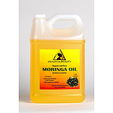 Moringa oleifera oil organic carrier cold pressed natural fresh 100% pure 7 lb