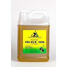 Olive oil pomace grade organic cold pressed premium fresh 100% pure 7 lb