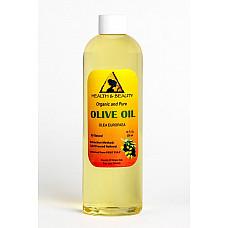 Olive oil refined organic cold pressed premium natural fresh 100% pure 12 oz