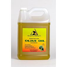 Olive oil extra virgin organic unrefined raw cold pressed premium pure 7 lb