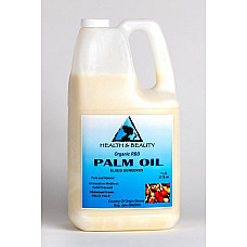 Palm oil rbd organic carrier cold pressed pure 7 lb