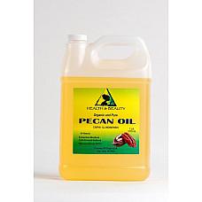 Pecan oil refined organic carrier cold pressed premium fresh 100% pure 7 lb