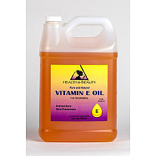 Tocopherol t-50 vitamin e oil anti aging premium natural pure 7 lb