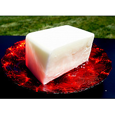 Goats milk glycerin melt & pour soap base organic pure 10 lb