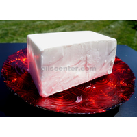 WHITE GLYCERIN MELT & POUR SOAP BASE ORGANIC PURE 10 LB