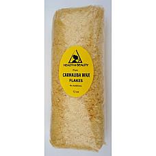 Carnauba wax - T1 organic flakes brazil pastilles beards premium 100% pure 12 oz