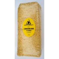 Carnauba wax organic flakes brazil pastilles beards premium 100% pure 16 oz 1 lb